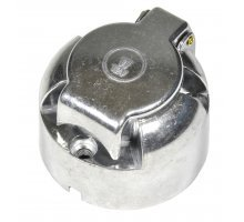 E1230 Гніздо 7-контактне ( метал ) KAMAR