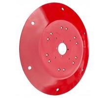 5036010371 Тарілка робоча армована 5mm WIRAX