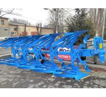 Reversible plow semi-hinged 5 case (assembled)