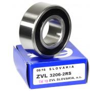 3206-2RS Підшипник ZVL  / AZ41664 / AZ41666 / 216040.0 / AC671261 /