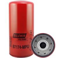 B7174MPG Фільтр масляний BALDWIN, B7174 MPG, 84346773, 5001858099, 504082232, 504026056