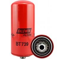 BT739 Фільтр гідро-трансмісійний BALDWIN, AT102377, AT140030, 76040228