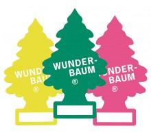 Ароматизатор повітря Wunder-Baum Littel Trees Зелене яблуко (24)