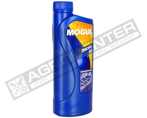 MOGUL 15W-40 DIESEL DT / 1л / Моторне мастило