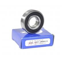 6001-2RSR C3 Підшипник ZVL