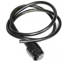 E1359 Роз'єм з кабелем 1м KAMAR