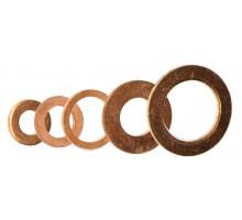 12*18*1,5 Washer sealing CU (copper) ( 242024 ) GUFERO