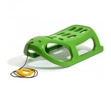 Санчата LITTLE SEAL cвітло зелені, пластикові
