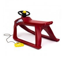 Sleigh F1, red