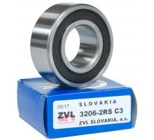 3206-2RS C3 Підшипник ZVL