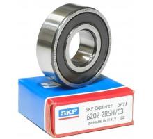6202-2RSH/C3 Bearing SKF