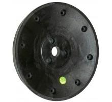 F06120251 Напівдиск опорного колеса 4.5*16 ( пластмаса ) HEAVY-PARTS ORIGINAL