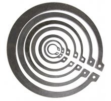 40 Стопорне кільце зовнішнє DIN 471 ( 240136 ) GUFERO