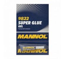 9822 Клей секундний гелевий Gel Super Glue