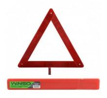 149300 Знак аварійної зупинки Winso стандарт, пластикова упак.
