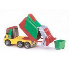 020002 Іграшка BRUDER Сміттєвоз Garbage Truck Roadmax