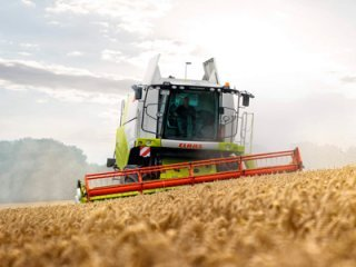 New arrival of spare parts for CLAAS combine harvesters and reapers