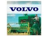 Запчастини до зернових комбайнів Volvo